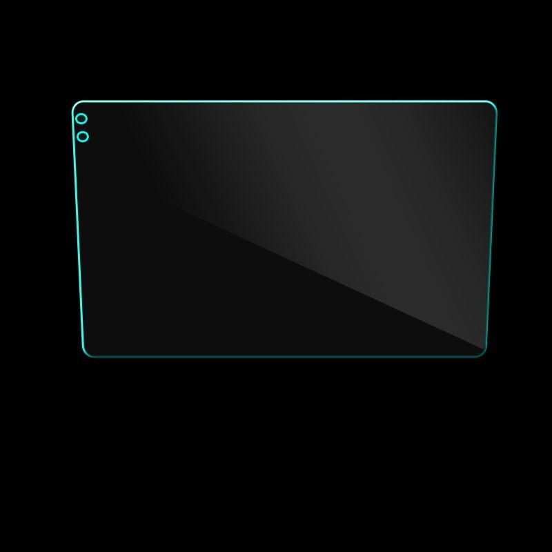 Image 4 - 229*129*217 мм 9 дюймов закаленное стекло для Seicane автомобиля gps навигация Закаленное стекло Защитная пленка-in Наклейки на автомобиль from Автомобили и мотоциклы