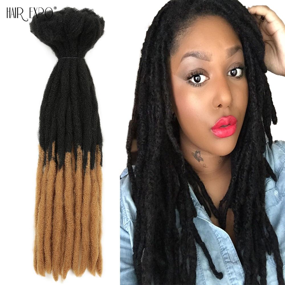22 дюйма дреды вязаные крючком волосы, на крючках, косички, синтетика, химическое плетение парики Расширение регги в стиле «хип-хоп» для черн...