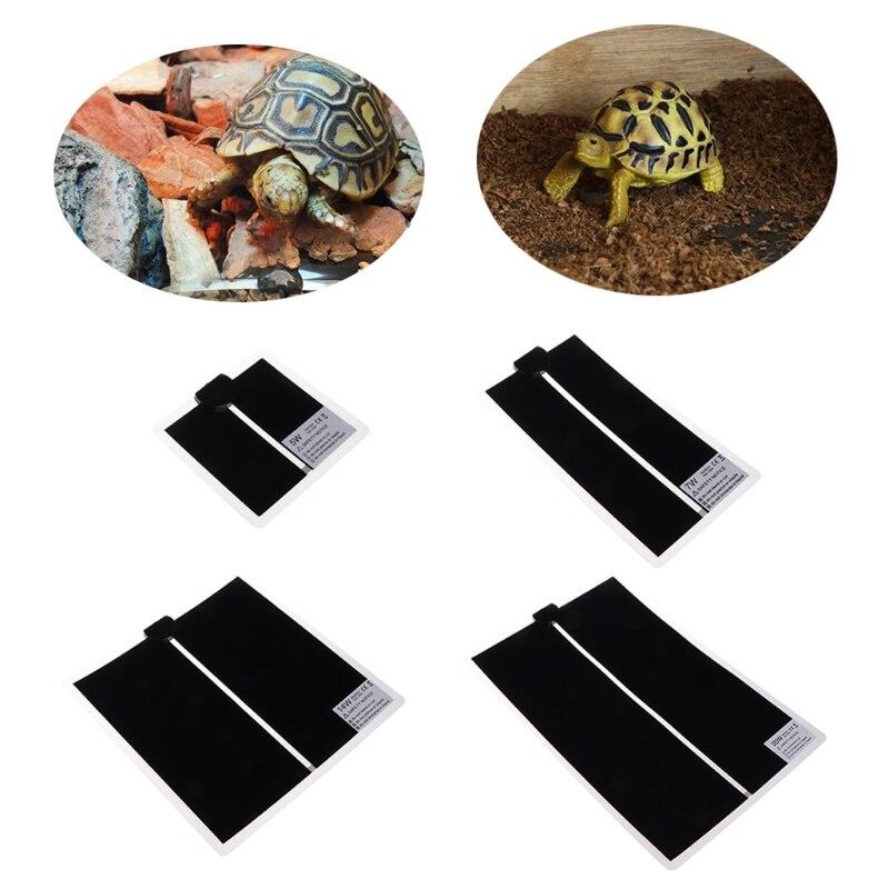Pet Нагревательный коврик грелка кровать для амфибий Брудер для Рептилий инкубатор 100-120 в US Plug 85WC
