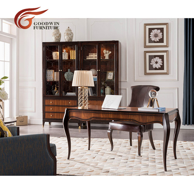 Liriodendron Wood Study Room Office