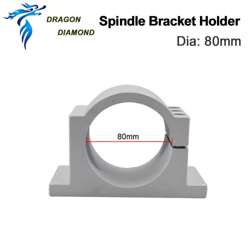 Openbuilds Router Spindel Motorhalterung 52mm 65mm 71mm 80mm Alu Klammer CNC
