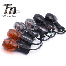 Turn Signal Indicator Light For SUZUKI SV650 SV1000 N S SFV 650 Gladius DRZ400 S SM Motorcycle Accessories Front/Rear Blinker front turn signal light lens for suzuki hayabusa gsx1300r gsxr1300 2008 2012