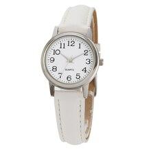 цены Easy Reading Classic Watches Women Vintage arabic number Quartz Watch Ladies Fashion Wristwatch Female Clock relojes de mujer