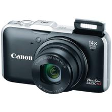 USED Canon PowerShot SX230 HS 12.1 MP CMOS Digital Camera wi