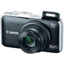 USED Canon PowerShot SX230 HS 12.1 MP CMOS Digital Camera wi