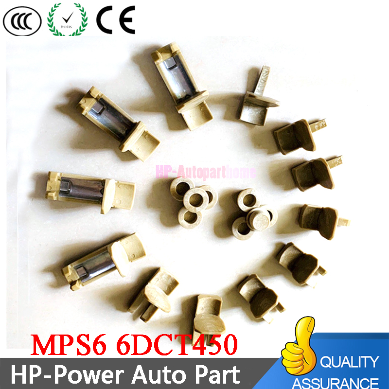 6DCT450 MPS6 DSG New Auto Transmission Clutch Repair Parts Clip Kit For Volvo For Land Rover Ford MONDEO/FOCUS