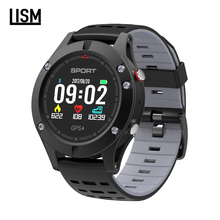 New Smart Watch GPS Men Altimeter Barometer Thermometer Bluetooth Waterproof Fitness Smartwatch for Android Ios xiaomi iphone no 1 f5 gps smart watch altitude barometer thermometer heart rate bluetooth 4 2 smartwatch wearable devices for ios android