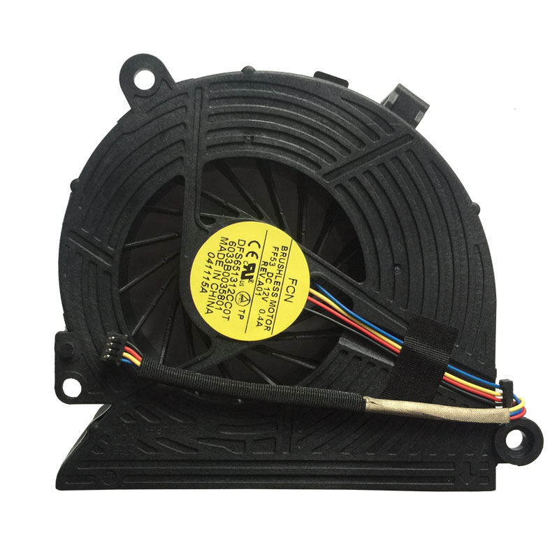 New CPU COOLING FAN FOR HP 18 All-IN-One 18-1000 18-1200CX 23-G013W CPU FAN COOLER 739393-001 6033B0035801