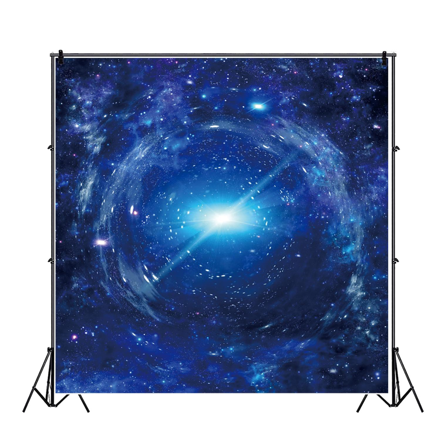 Yeele Happy 2020 New Year Backdrop Christmas Universe Baby Birthday Party Custom Photography Background Vinyl For Photo Studio in Background from Consumer Electronics