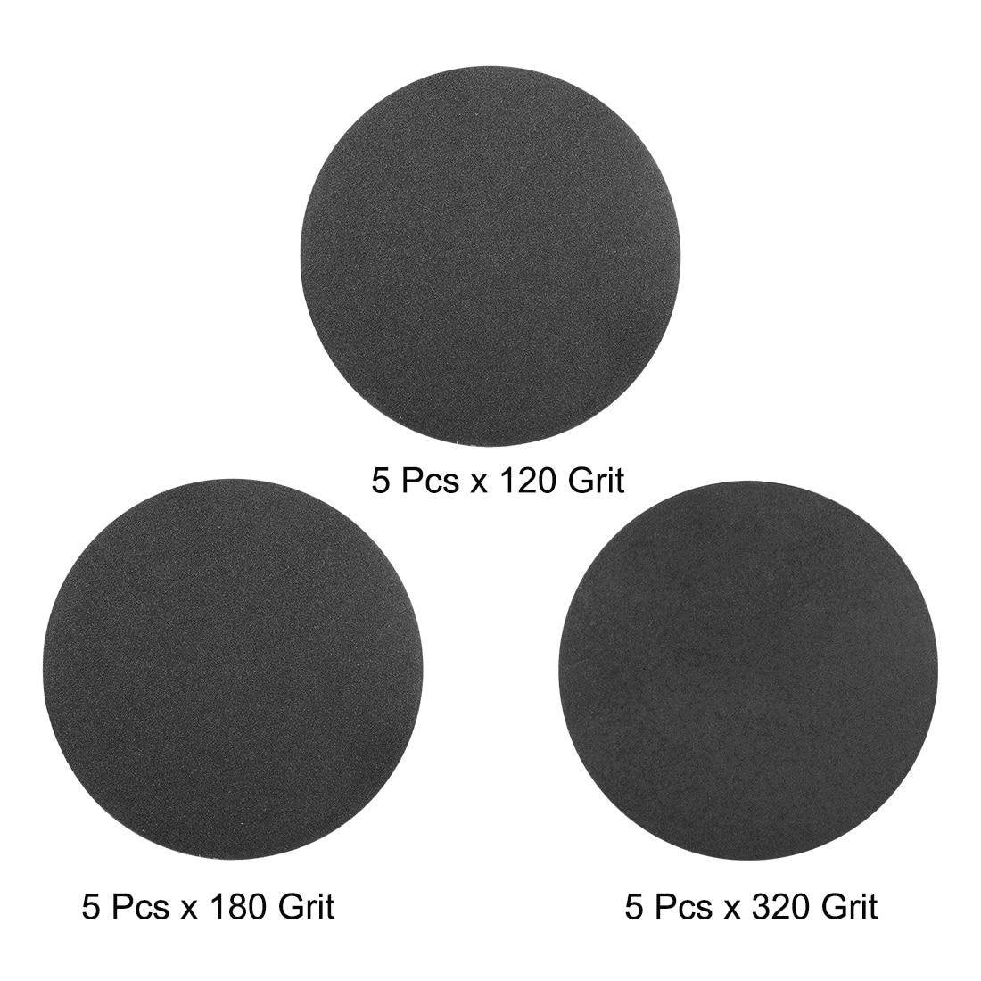 silício 120 180 320 grão sortido para a mobília de polimento