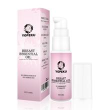 Women's Breast Enlargement oil 20ml Plump Grow Up Boobs Enlargement Cream Body Lotion Massage Essential Oil Peachy