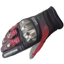 цена на KOMINE Touch Screen Gloves Motorcycle Gloves 3D stereo Motos Luvas Guantes Motocross Protective Gear Racing Gloves Large Size