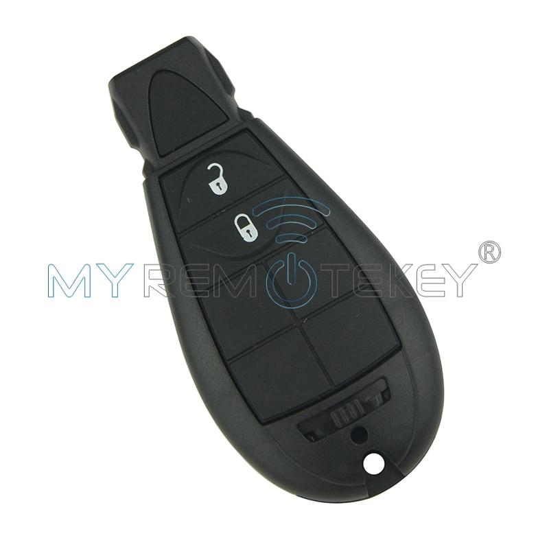 # 0 Ключ за дистанционно управление на автомобила Fobik 434 Mhz 2 бутон за ремонта на Dodge Journey 2008 2009 2010