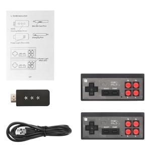 Image 2 - Домашние Игровые приставки HD ТВ Игровые приставки Y2 + HD видео игровые приставки беспроводные игровые консоли ручки