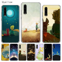 Uyellow Phone Case For Huawei P10 P20 P30 Lite Pro Hawei Mate 10 20 lite Hawei P Smart Plus 2019 Lovely the Little Prince fox(China)