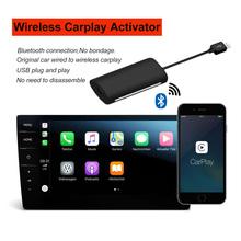 USB CarPlay Wireless Activator for Audi Mercedes-Benz Porsche Volvo Original car with CarPlay cheap EASYJOJO 1024*600 Mobile Phone Vehicle GPS Units Equipment 13 cm*3 6 cm