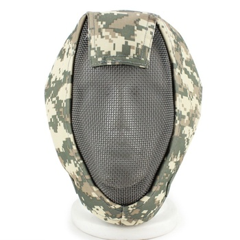V3 Fencing Full Face Tactical Paintball Mask Steel Metal Mesh Airsoft Helmet Mask Military Army Wargame Hunting Protective Masks new outdoor black airsoft helmet mesh airsoftsports motorbike helmet helmet full face mask army fan