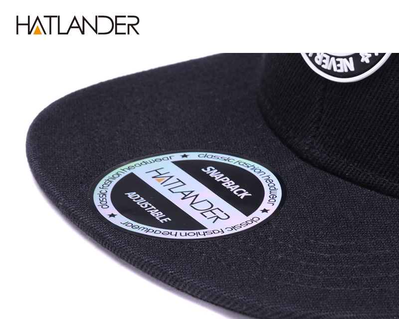 H32d685e6f81d4f28bb1a2778a00e076fx - HATLANDER Original Baseball caps for men women black snapback cap high quality cool hip hop cap 6panels bone mesh truck cap hat
