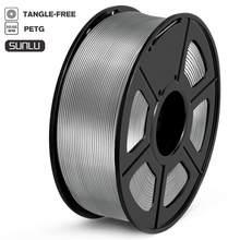 Petg Gloeidraad 1Kg 1.75Mm Tolerantie 0.02Mm Fdm 3D Printer Materiaal Met Spool Hoge Sterkte Niet Giftig 100% Geen Bubble Filamenten