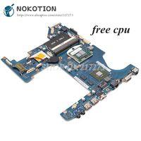 NOKOTION BA92 07131B BA92 07131A BA41 01372A BA41 01373A For samsung NP RF710 RF710 17.3 inch Laptop motherboard HM55 GT330M gpu