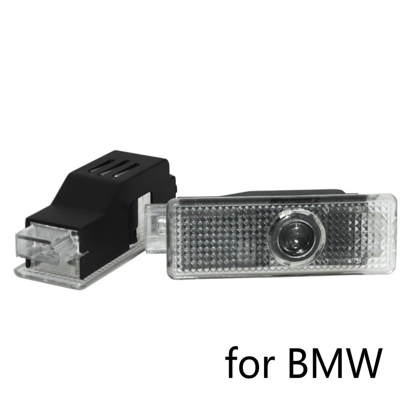 2X Led Car Door Welcome Light Projector Logo Laser Lamp For BMW 3 7 5 Series G30 G11 G12 F30 F31 X1 F48 X4 F26 X6 F16 X5 G05 E60