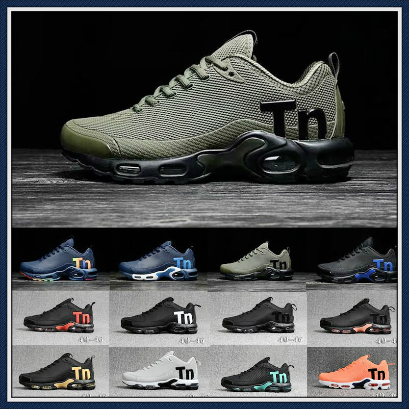 2020 Mens Airs Mercury Tn Running Shoes Fashion Rainbow Colorfull Designer Sneakers Chaussures Hombre Tn Man Sport Trainers