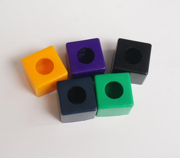 Billiards Accessories Supplies Portable Chalk Glue Gun Powder Packets With Billiard Chalk Pouch Zygote Enumerator Billiards Supp