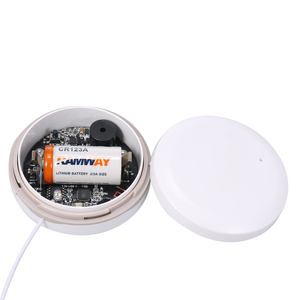 Image 3 - Tuya akıllı WIFI su kaçak sensörü su kaçak saldırı dedektörü taşma alarmı ile uyumlu Alexa Google ev IFTTT Tuya