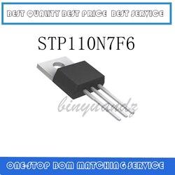 5 sztuk ~ 20 sztuk STP110N7F6 TO 220|Części zamienne i akcesoria|Elektronika użytkowa -