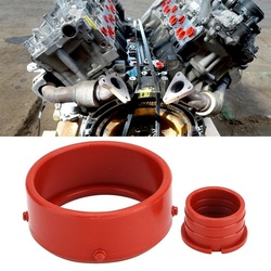 Kit de vedação de borracha auto turbo & breather admissão kit para mercedes-benz om642 kit vedação a6420940080 pistões acessórios do carro