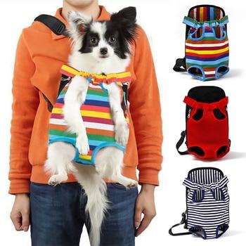 Mesh Dog Carrier Backpack 1