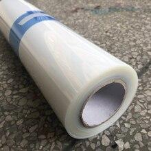 0,21*30 mPET Водонепроницаемый Рулон Пленки для положительной трафаретной печати Установка изображения пленка печатная пленка ПЭТ-пленка для струйной печати плит-решений пленки