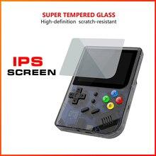Ips tela retro jogo 300, rg300, jogo retro handheld,16g interno, 3 polegada portátil vídeo game console