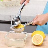 Lemon Squeezer Aluminum Alloy Manual Citrus  Juicer Anti-corrosive Hand Press Fruit Juice Manual Hand Citrus Press Juicer