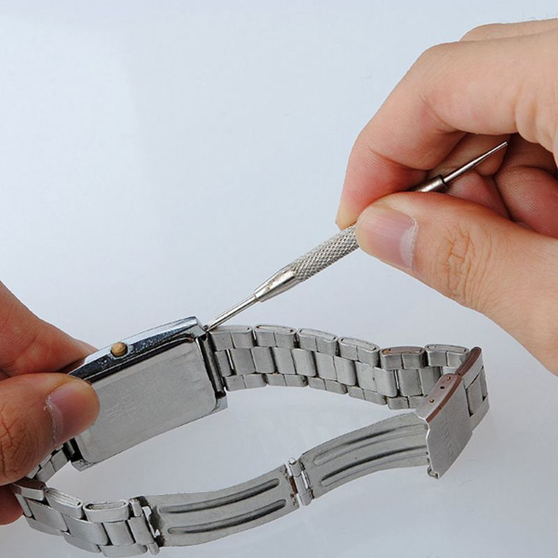 Watch Tools Spring Bar Remover Opener Watch Bracelet Needle Bar Filed Pin Repair Watch Strap Watchmakers Tool Watches Tools