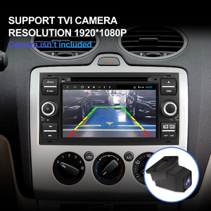 Image 2 - Isudar H53 Car Multimedia Player GPS Android 2 Din For Ford/Mondeo/Focus/Transit/C MAX/KUGA 8 Core RAM 4GB DVR Autoradio DSP DVD
