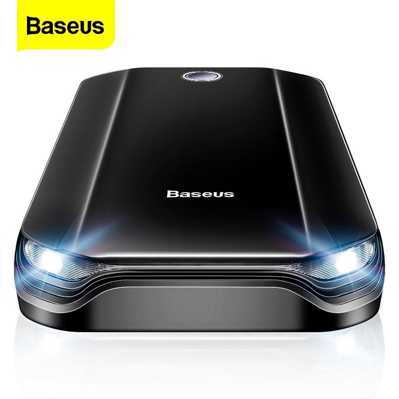 Baseus Car Jump Starter Power Bank 800A Portable Car Booster Emergency Battery Charger 12V Starting Device Petrol Car Starter|Jump Starter| - AliExpress