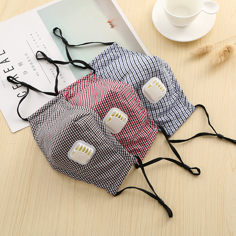 Mouth Mask PM2.5 Anti Pollution Dust Respirator Washable Activated Carbon Filter Reusable Masks Cotton Unisex Mouth Muffle