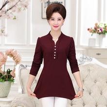Spring Women Elegant Peplum Blouses Wine Red Black Long Sleeve Tunic Top Woman Spring Autumn Smart Casual Blouse Plus Size 2020