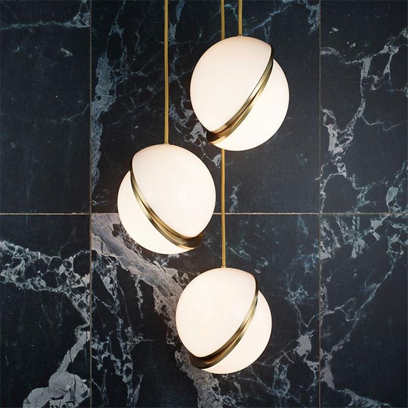 Modern Hanglamp Lustre Pendente Rope   Restaurant  Home Decoration E27 Light Fixture  Deco Chambre Pendant Lights