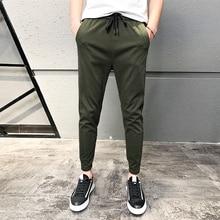 Pantalones Hombre Fashion 2020 New Spring Streetwear Joggers Hombres