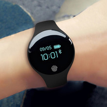 New Fashion Sports Style Fitness Watches Women Smart Bracelet Pedometer Tracker Wearable Waterproof Clock Female Relogios 2019(China)