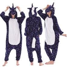 Pajamas Boys Totoro Nightie Unicorn Baby-Bag Girls Winter Kids for 4-12-Years Animal