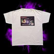 Camiseta gráfica eddy gordo vs yoshimitsu tekken 3   jogo de vídeo personalizado