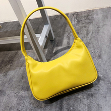 купить Fashion Mini Pu Women Handbags Small Zipper Wrist Bag Casual Shoulder Bags Hand Bags High Quality Ladies Shoulder Bag Purses по цене 1237.49 рублей