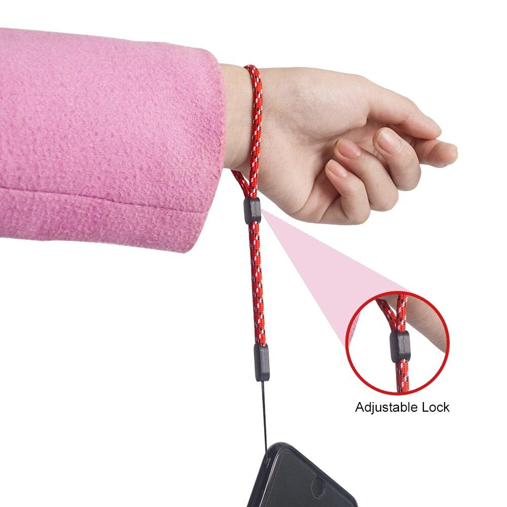 1PC Camera Strap For Canon Nikon Sony DSLR Camera Mobile Phone Hand Wrist Strap Belt Band Riem Correa Accessories