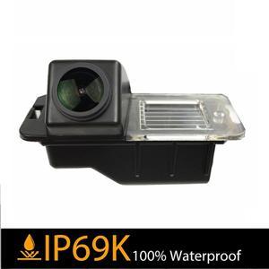 Image 4 - HD 1280x720p geri geri görüş kamerası dikiz kamera VW Bora / VW Amarok Golf MK5 /MK6/beetle/Leon 2/3 koltuk LEON