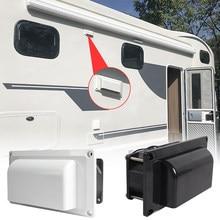 Tytxrv caravana motorhome reboque lateral ventilação ventilação ventilação ventilador de escape rv branco dc 25w para campista reboque barco iate marinho