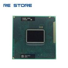 Процессор Intel i7 SR03R, 2640 м, 2,8 ГГц, двухъядерный, 4 Мб кэш-памяти, TDP, 35 Вт, 32 нм, гнездо для процессора для ноутбука, G2, процессор для I7-2640M