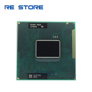 Intel i7 2640M SR03R 2.8GHz Dual Core 4MB Cache TDP 35W 32nm Laptop CPU Socket G2 I7-2640M Processor